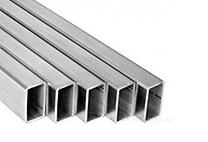Трубы алюминиевые профильные: квадратные и прямоугольные