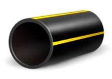 Трубы полиэтиленовые под газ